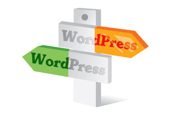 Señalización wordpress