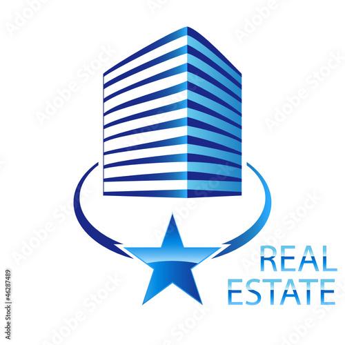 Hotel / Immobilien - Logo