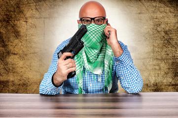 Terrorist negotiator