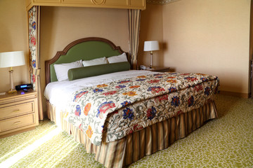 Comfortable hotel room