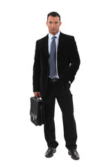 Elegant briefcase Executive