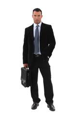 Elegant briefcase Executive