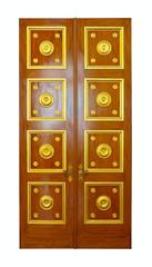 decor  wooden door