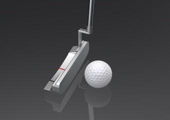 Golf: il putter