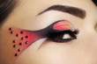 creative eye make-up