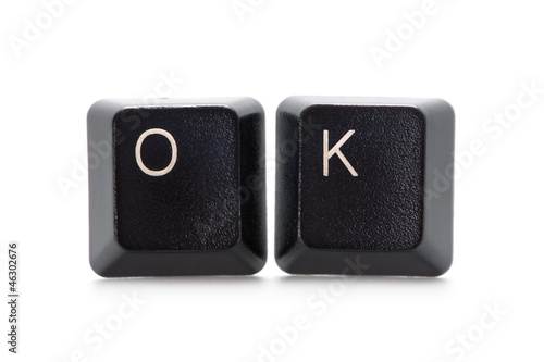 OK online computer keys