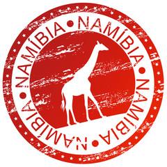 Carimbo - Namíbia