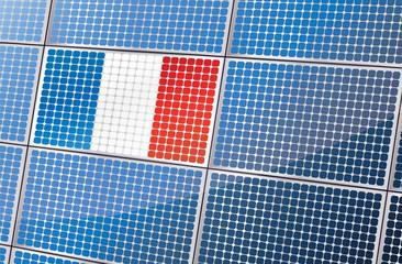panneaux photovoltaiques français, en france