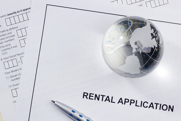 Rental Application