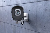 security camera looking at you