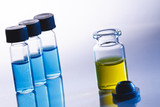 Scientific sample bottles