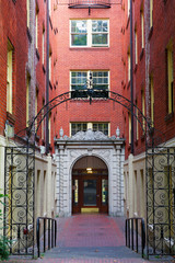Old Apartment Entrance
