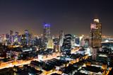 Fototapete Asiatische spezialitäten - Hintergrund - Stadt allgemein