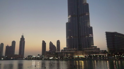 Khalifa Pan night