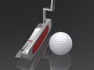 Il Golf: putter