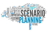 "Word Cloud ""Scenario Planning"""