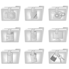 Order Symbole Vektor