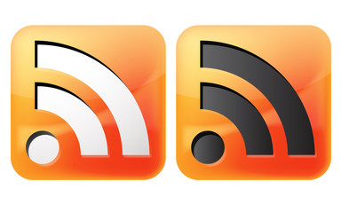 News icon - rss feed