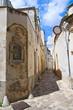 Alleyway. Nardò. Puglia. Italy.