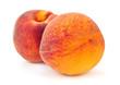 Two nectarine fruit