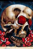 Fototapete Leerstehend - Abstrakt - Graffiti