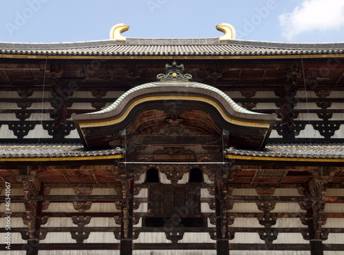 Main Hall of Todaiji Temple
