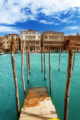 Grand Canal, Venice, Iataly © Iakov Kalinin