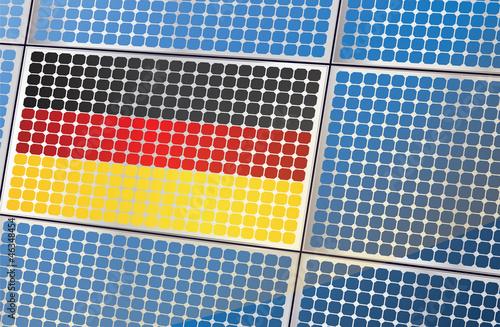 Tarif panneaux solaires allemagne
