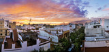 Seville ar Sunset - Fine Art prints
