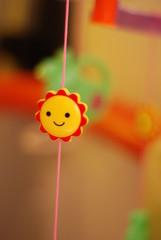 Sunny ornament