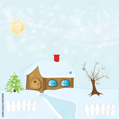 Winter_house