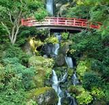 Japoński wodospad