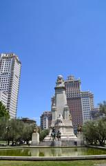 Plaza de España - Madrid