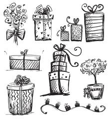 doodle presents