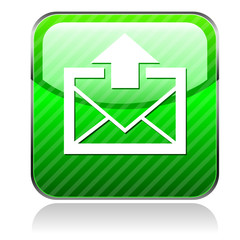 Mail send - icon