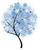 Fototapety Winter tree
