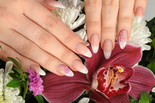 Fototapeten,frau,hand,manicure,erwachsen