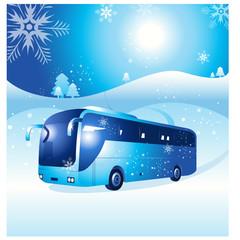 Celebratory bus