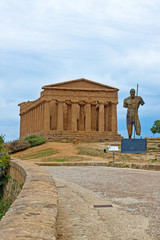Valley of the Temples Agrigento, Sicily