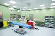 Empty operation room surgery