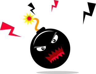bomb terror