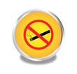 Vektor Verbotsschild Rauchen verboten
