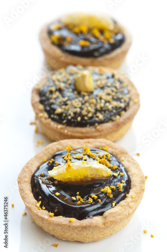Mini Chocolate Tart