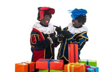 Dutch black petes with fun