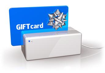 Gift Card Blue Terminal 2