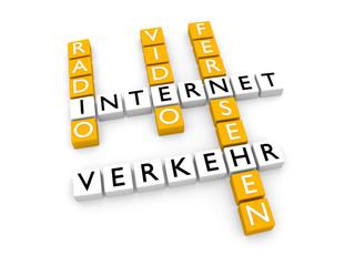 INTERNET_VERKEHR - 3D