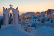 Oia after sunset