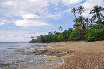 Punta Higuera beach, Puerto Rico