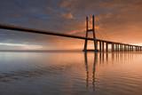 Ponte Vasco da Gama, projecto vanguardista