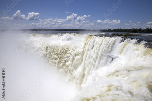Devil's Throat, Iguazu falls, Argentina